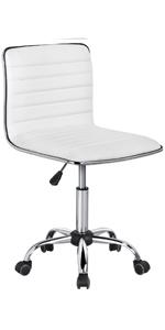 Chaise de bureau sans accoudoir