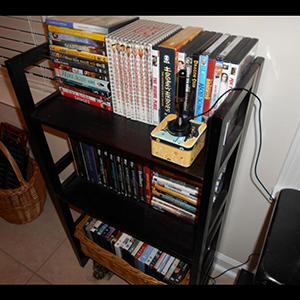 Put On The Bookshelf