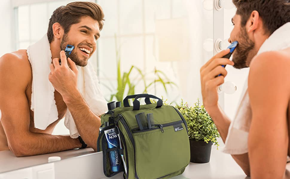 Hanging toiletry bag, wash bag, toiletry bag, toiletry bag for men, toiletry bag for women, dopp kit
