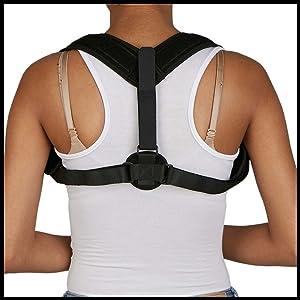 upper back brace posture corrector corrector de postura para mujer back corrector for women
