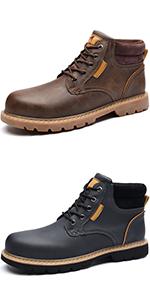 Quickshark Mens Hiking Work Boots