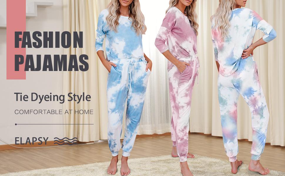 Long Pajamas Set
