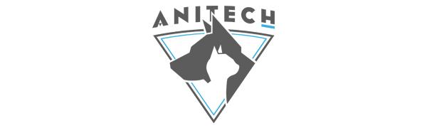 Logo ANITECH : vente accessoire pour chien