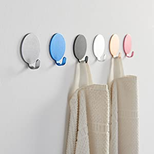 Best Hooks for Bathroom