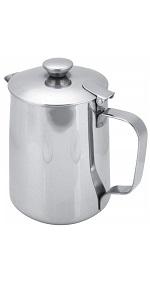 Stainless Steel Coffee/Milk Mug