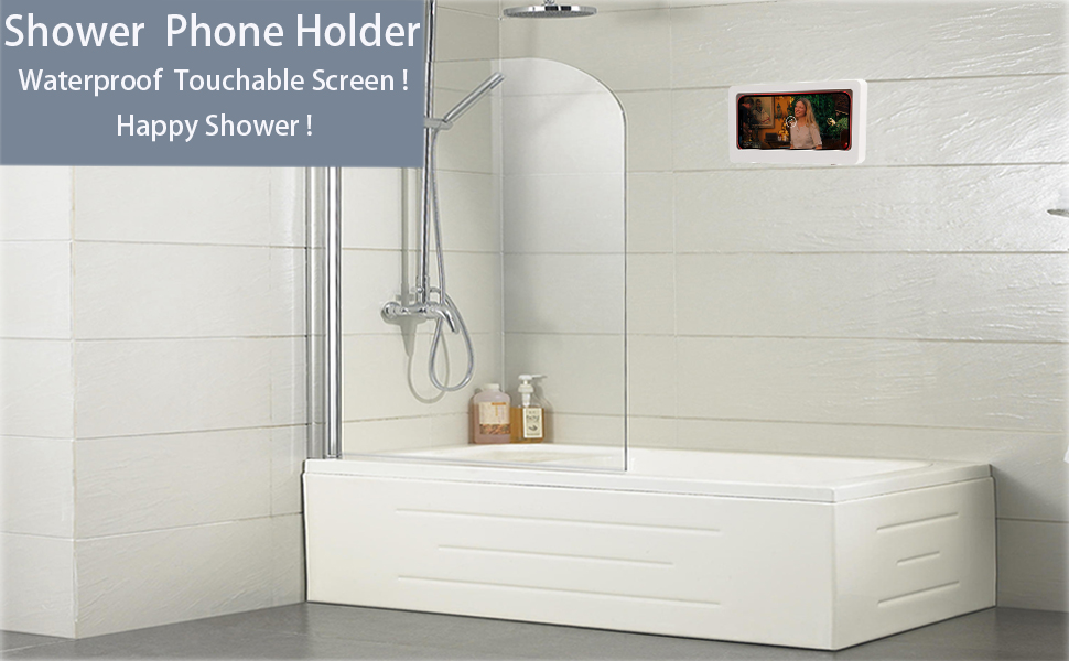 Shower Phone Holder