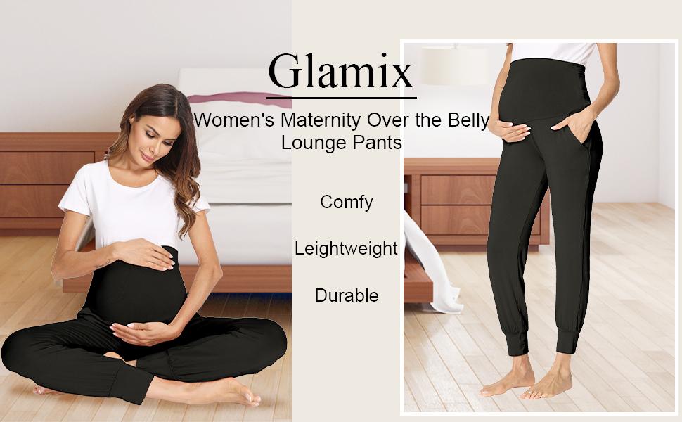 maternity joggers