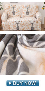 19V78 Stretchable Printed Couch Cover