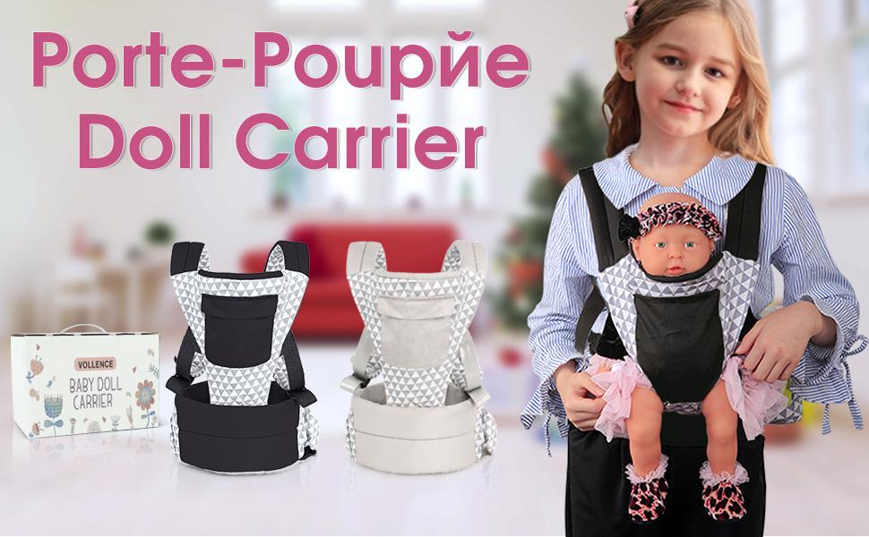 Dolls World Siège Voiture Transporteur