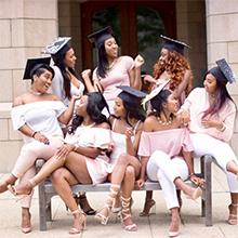 Brazilian deep wave human hair for graduate