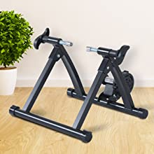 Magnetic Indoor Bike Bicycle Trainer Stand Exercise Fitness Workout