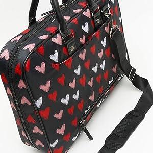 maletin portatil casual, maletin universitarias, maletin mujer, maletin moda, portaordenador misako