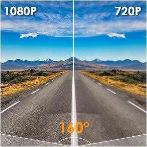 1080P Dash Cam