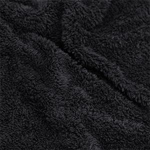 Sherpa-Lined Fleece