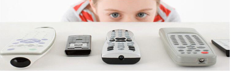 Are you still annoy about having multiple remote controls?