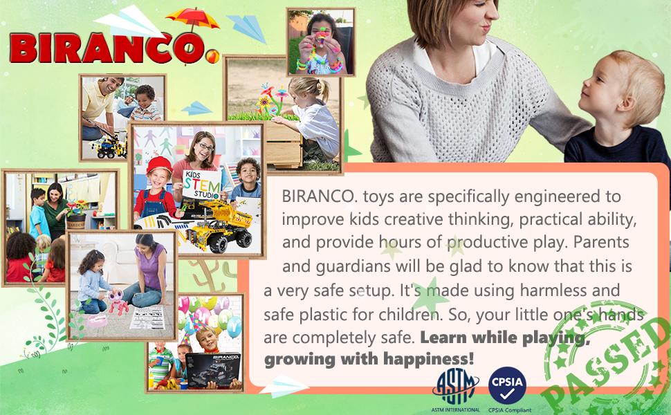 about BIRANCO.