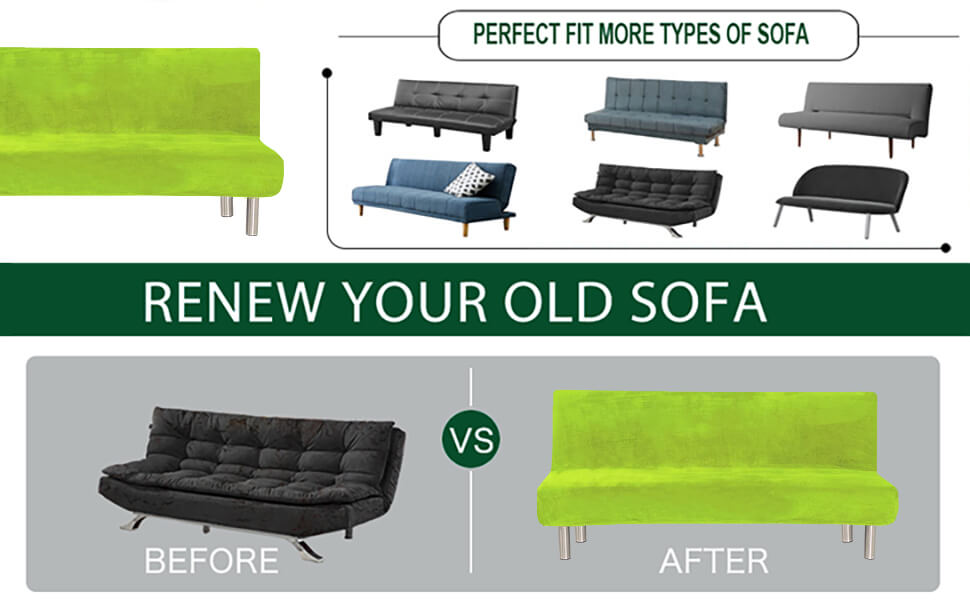 Renew your sofa and save money