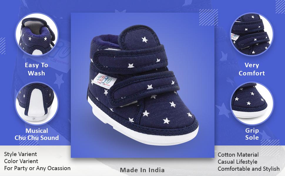 Chiu Blue Shoes