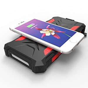 Portable Wireless Charging