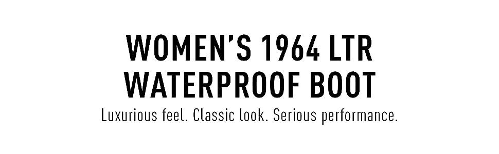 Women's 1964 LTR Waterproof Boot