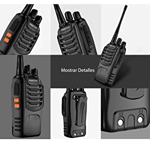 Walkies Talkies Baofeng
