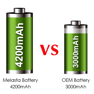 nimh battery pack hing capacity
