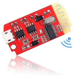 3 7 5v Bluetooth Empfängermodul 5wx2 Verstärkerplatine Elektronik