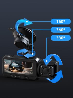 360 car security camera