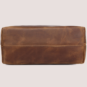 Durable Genuine Leather Bottom