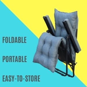 Folding Easy Chair