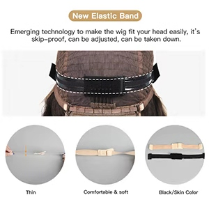 Adjustable buckle with anti-slip silicone strip