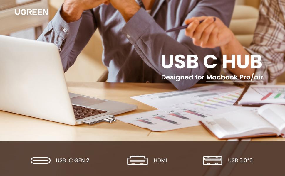 ugreen usb c hub for macbook