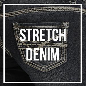stretch denim