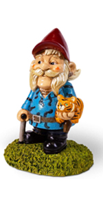 funny lawn figures