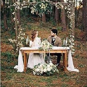 wedding decorations table runner