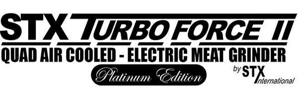 STX Turbo II Logo