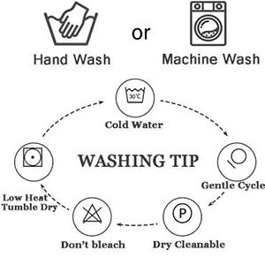 washing tip
