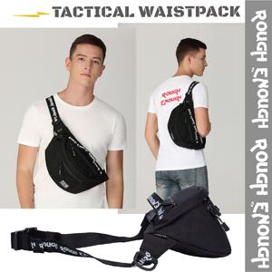 multi functional fanny waist pack use as crossbody edc shoulder bag casual daypack for men teen boys