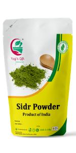 Sidr Leaf Powder