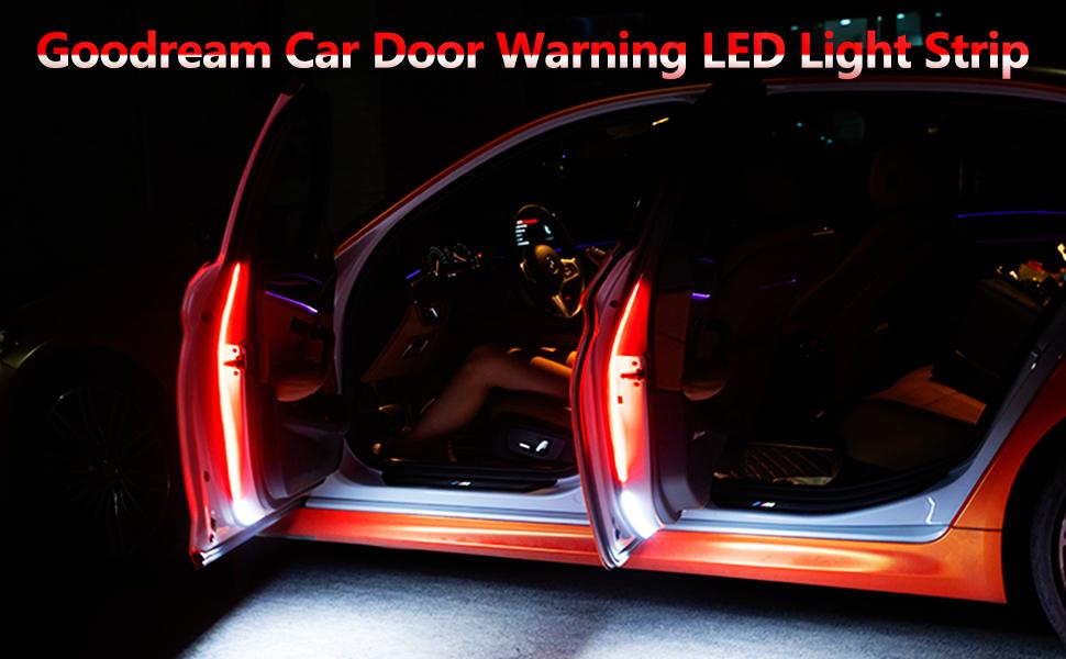 car door light bar
