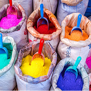 Colour Fast Non Bleed Dyes
