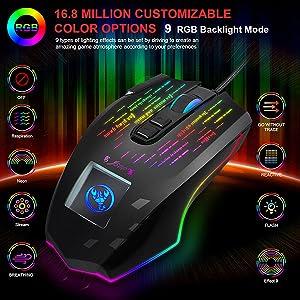 RGB Lighting Effects