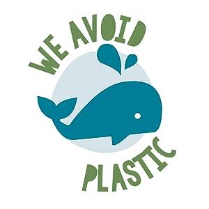 We avoid Plastic