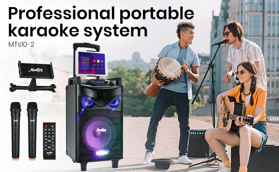 Karaoke Lautsprecher