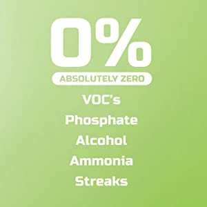 VOC Phosphate Alcohol Ammonia Streak Free 100% Safe Natural Effective Screen Cleaning Kit