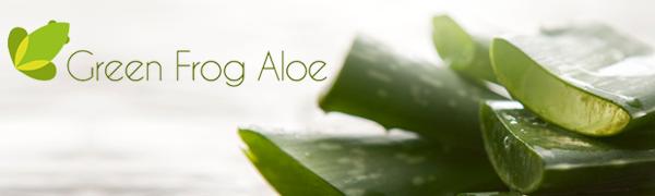 Green Frog Succo Aloe Vera Bio