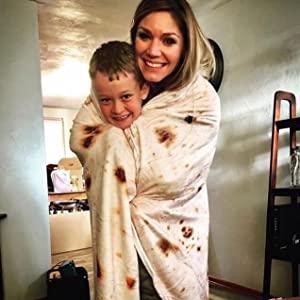 あなたの家族全員のための完璧なトルティーヤ毛布