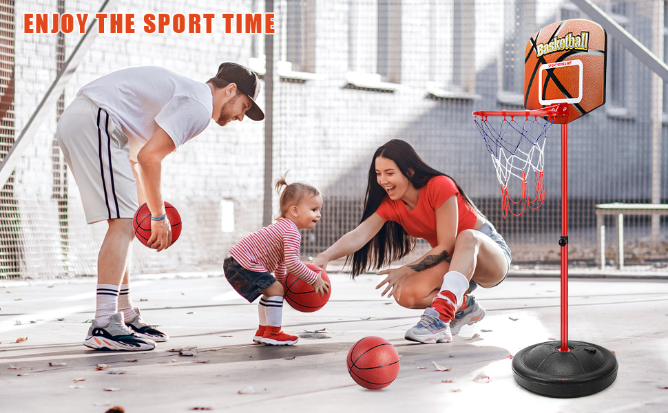 Enjoy the Sport Time