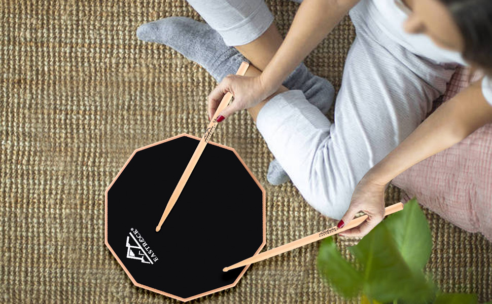 drum practice pad