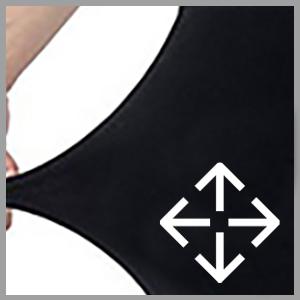 Stretch + Opaque Fabric